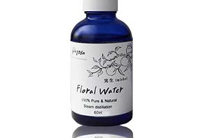 乾燥肌や超敏感な肌へ理想的な『フローラルウォーター』